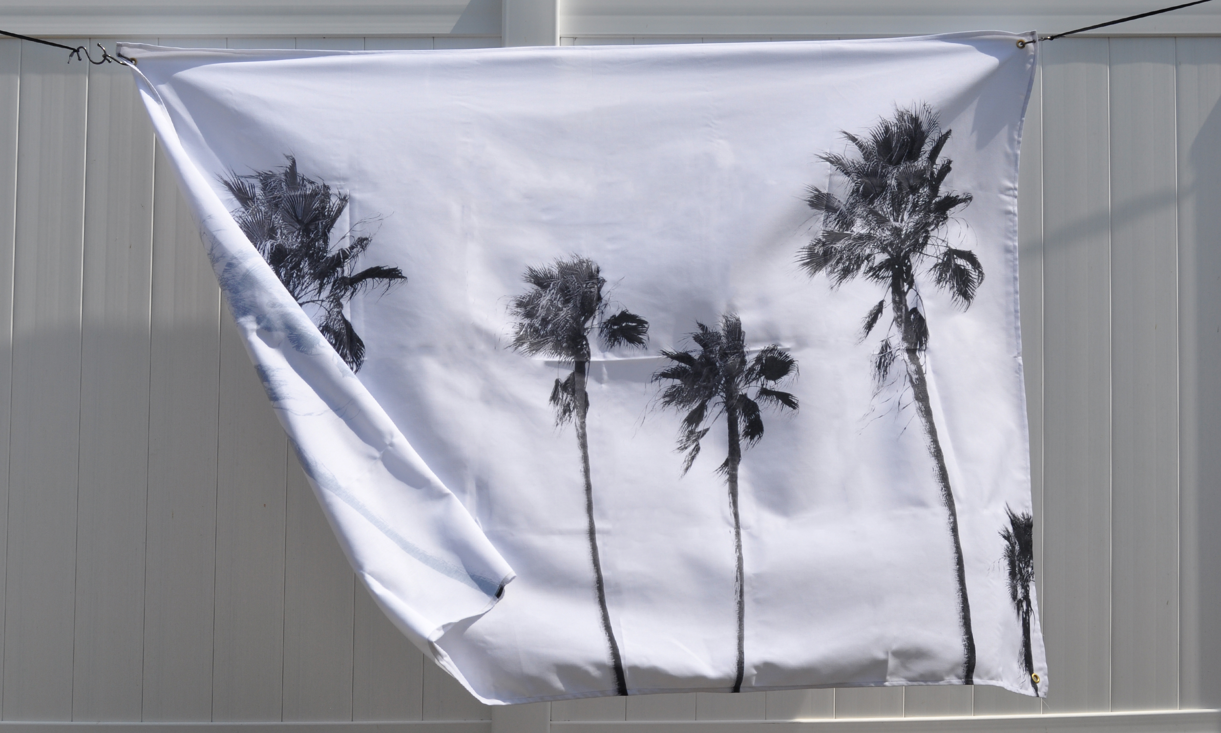 Black Palms - Wall Tapestry - Nature | City Co.