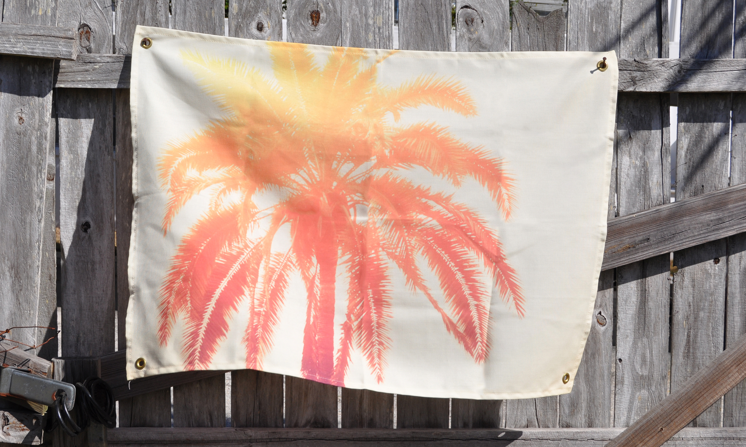 Golden Palm - Wall Tapestry - Nature | City Co.