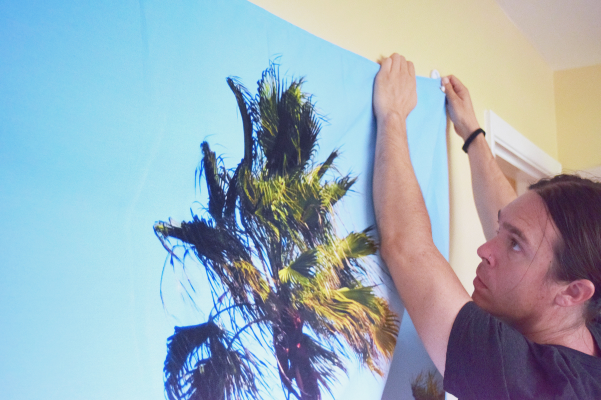 hanging up north beach palms wall tapestry.jpg