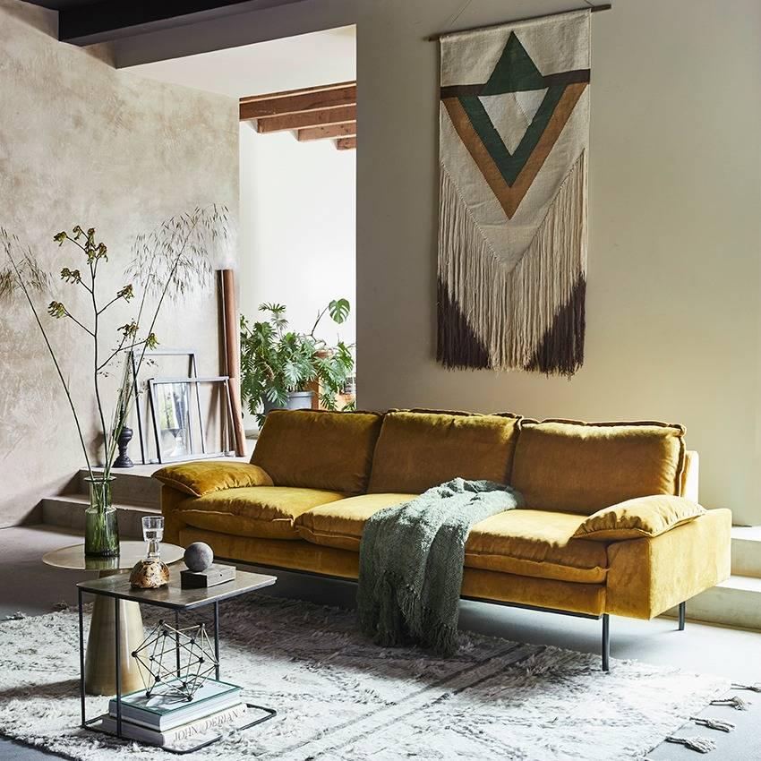 hk-living bank trendy ocher 3-seater yellow velvet couch.jpg