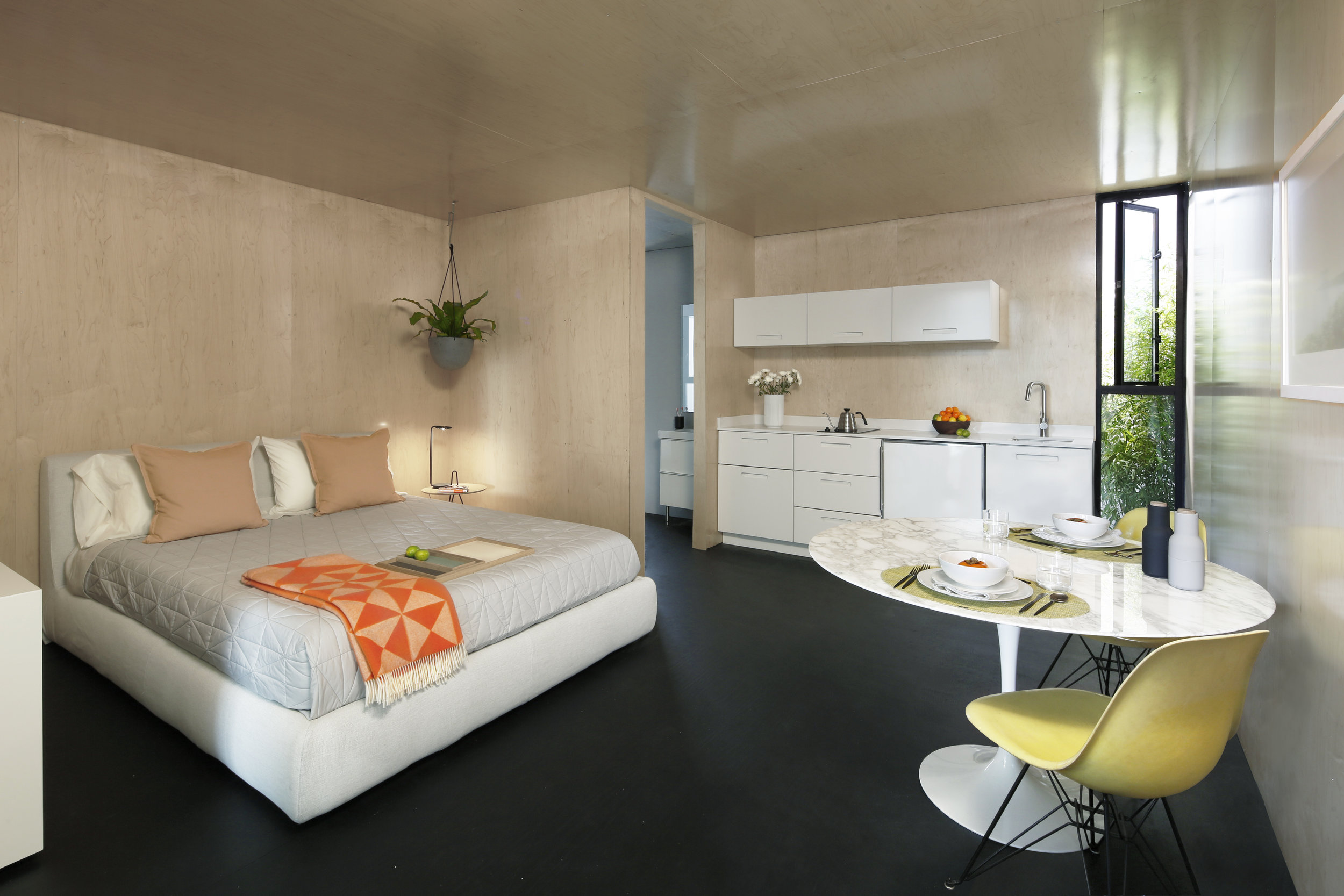 The Plus Hus - Interior Angled Bedroom.jpg