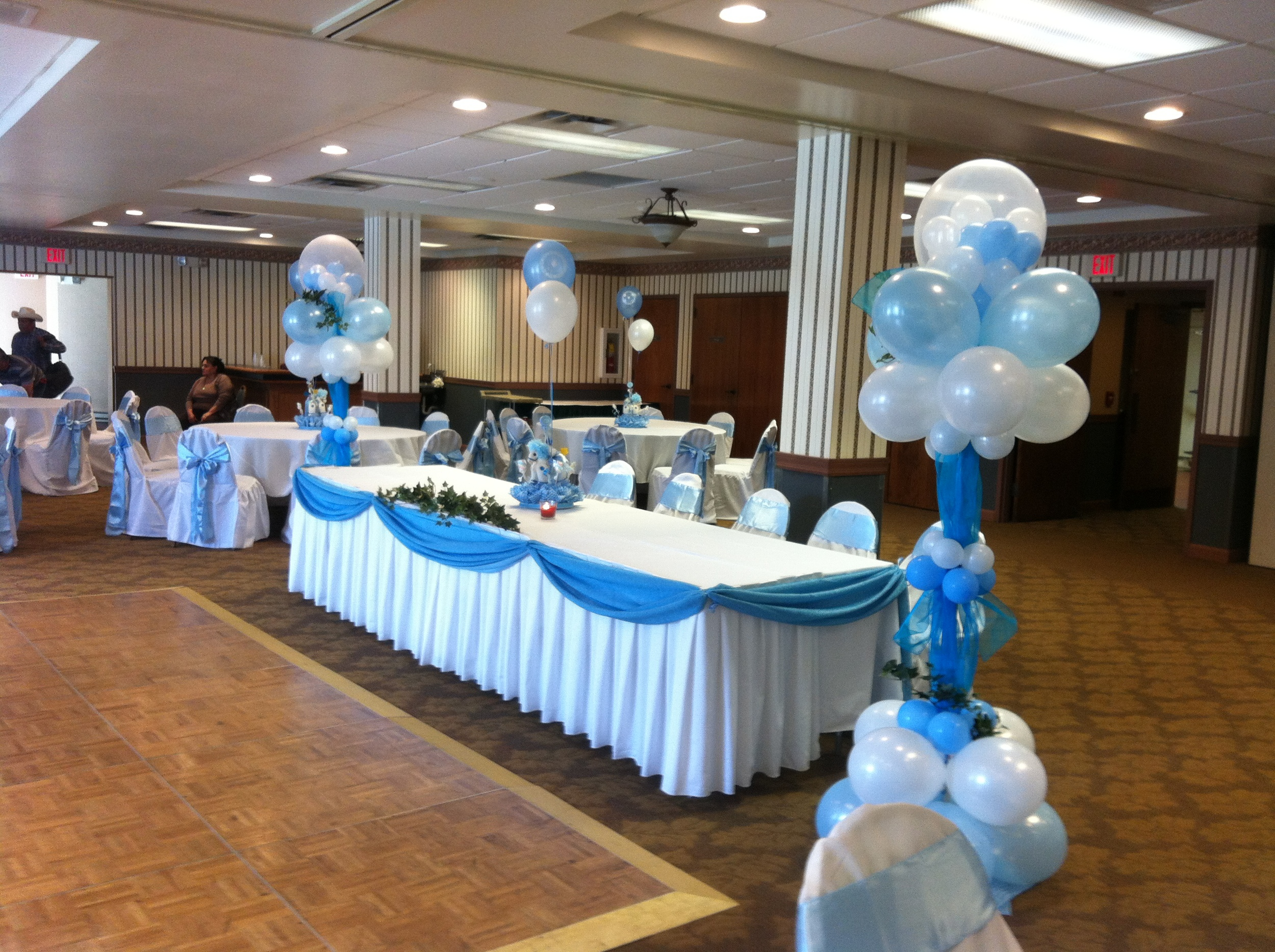 any color scheme balloon decorations