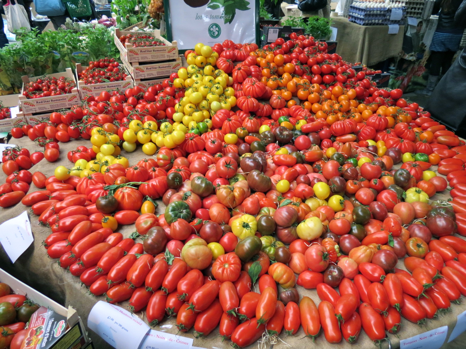Tomatoes - Borough Markets 1.JPG