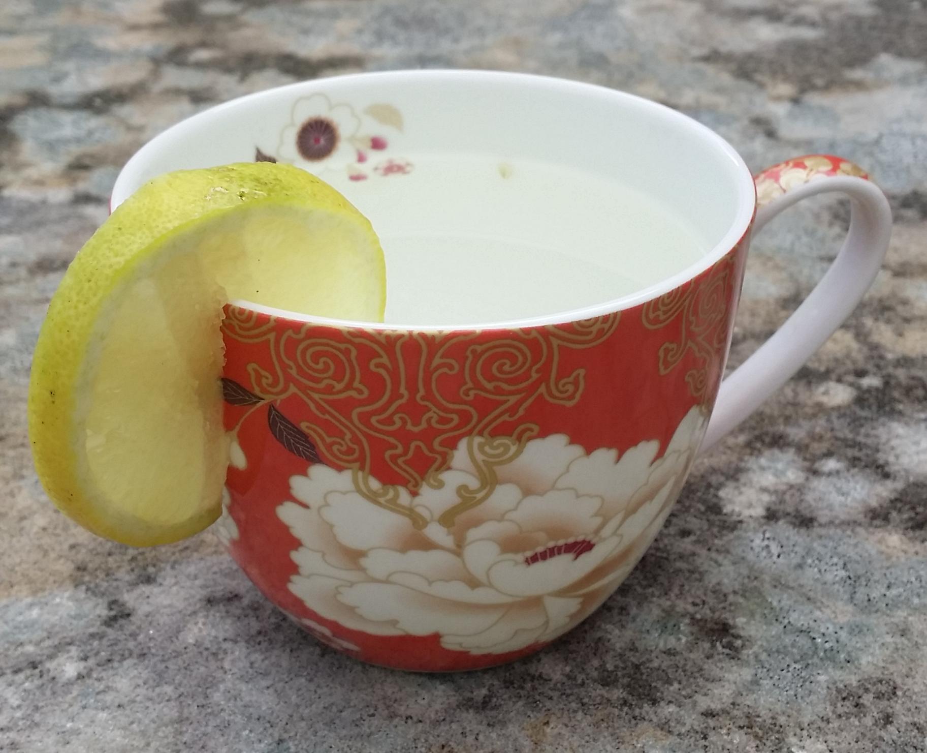 Naturopathy with Olivia - Lemon Water