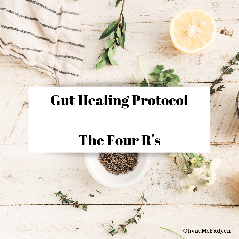 Naturopathy with Olivia - Gut healing protocol