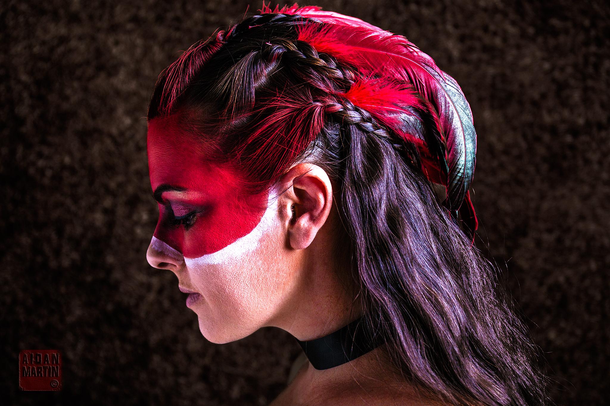 Photo: Aidan Martin.   Model: Jill Lister-Martin.   Mua&Hair: Liz Gridley.   Styling: Jill Lister-Martin.   Producer: John Jennings.   Assistants: Katie Karandais & Chelsea Hyde.   In association with JoKa Photography.