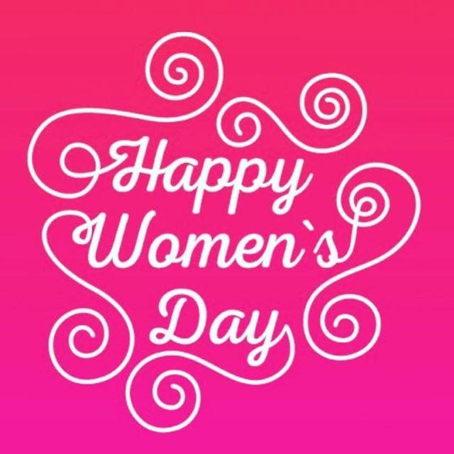Happy Women's Day 🤙