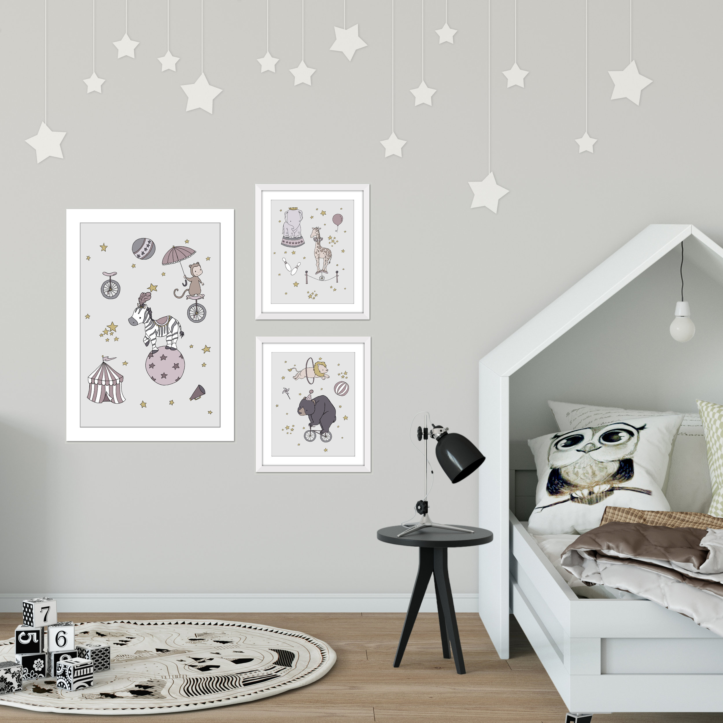 Circus Dreams - the new collection from Sweet Melody Designs
