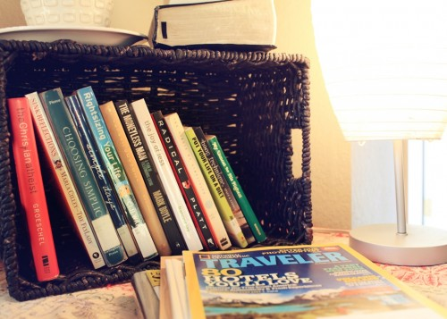 Books in the Corner