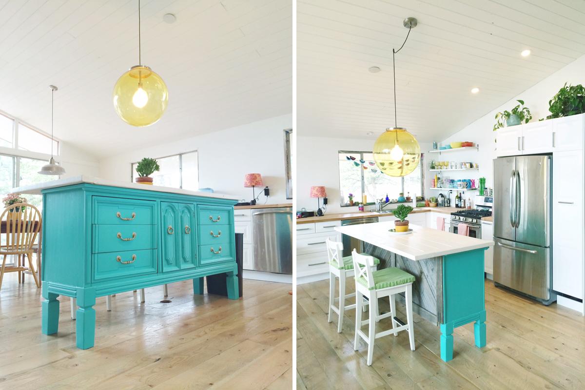 blue kitchen island collage.jpg
