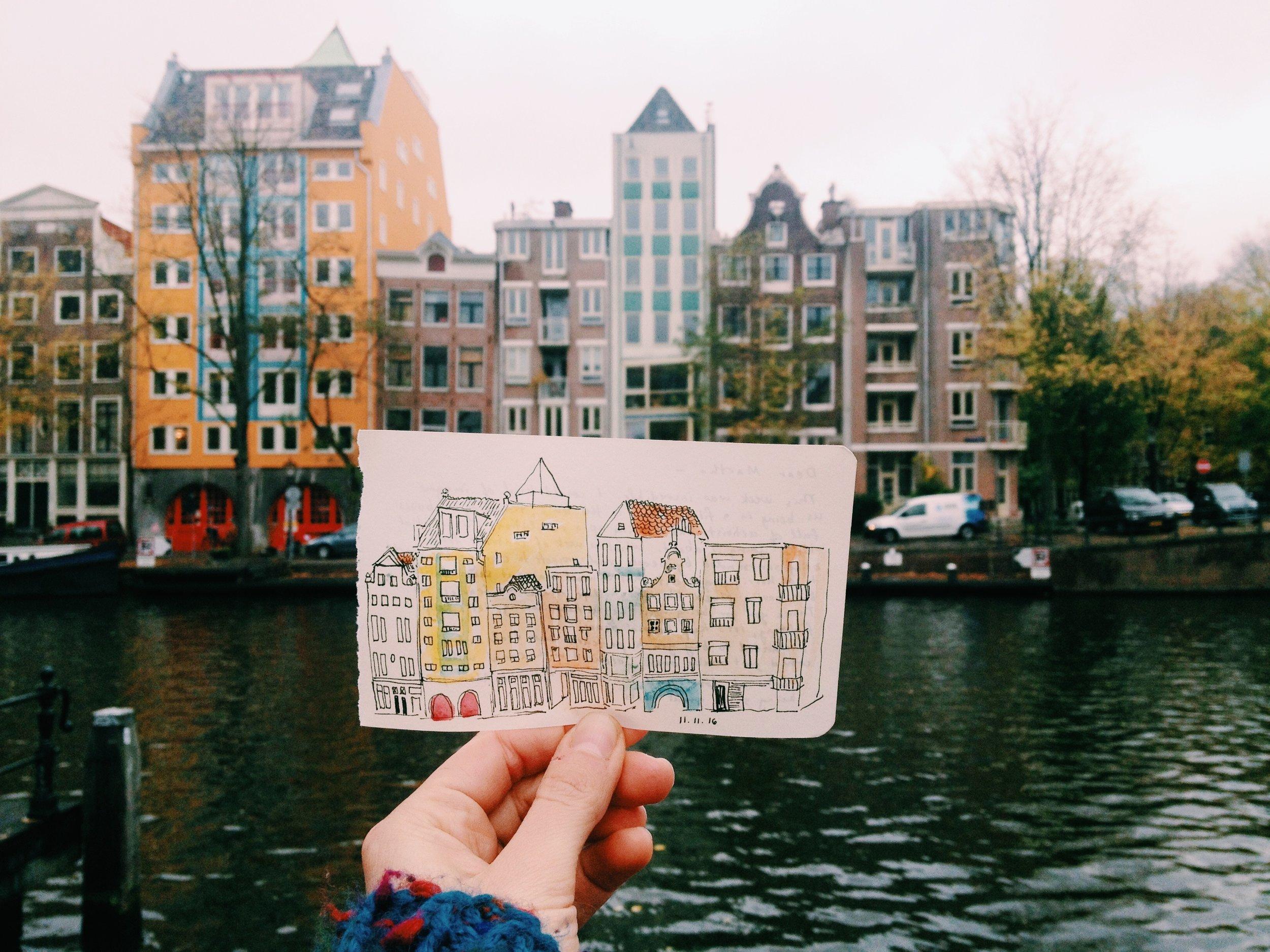 Amsterdam, NL | Martha | November 2016