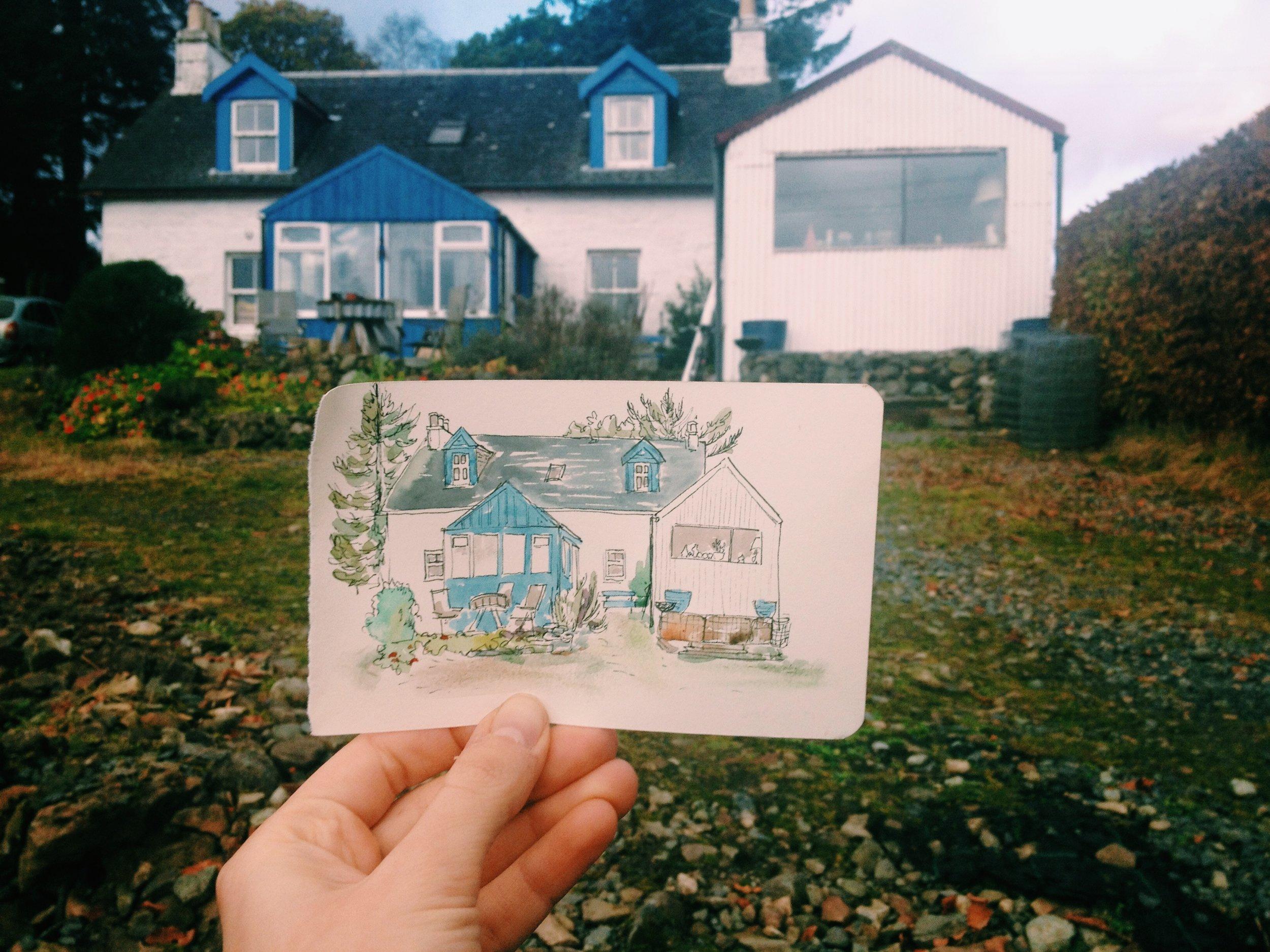 Mull, Scotland | The Gibson's | November 2016