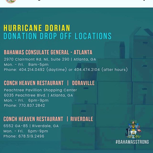 Go to @bahconga for more details on how to help. #bahamasstrong