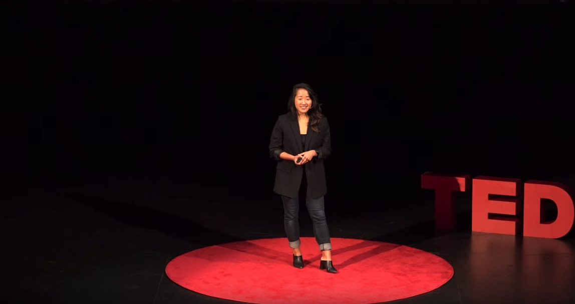 Thank you for coming to my TED talk - (like actually). Last year,I had the pleasure and privilege of speaking at TEDxSFU. Click to watch me talk about entrepreneurship, going a different path, and not knowing wtf I want to do with my life.