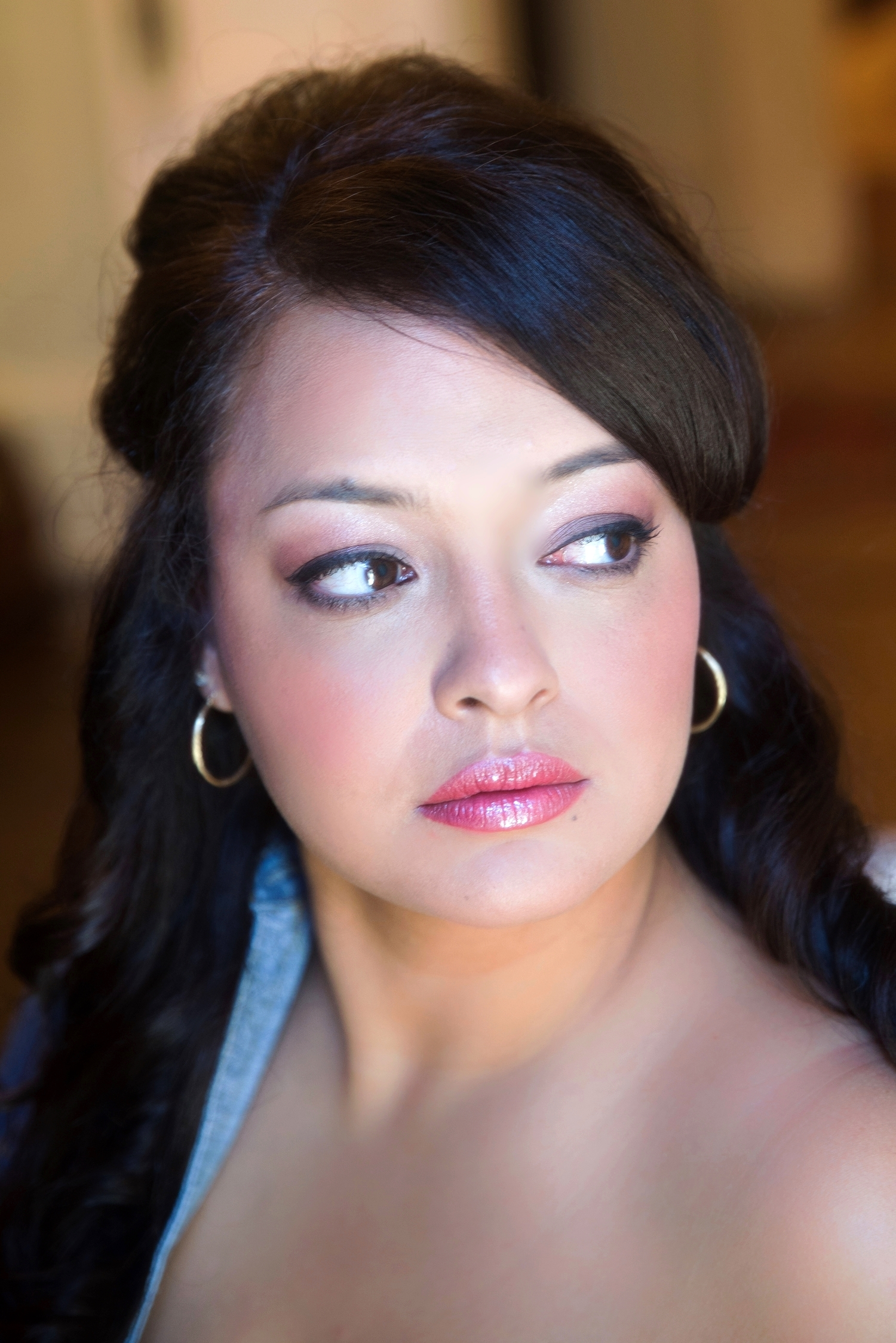Bridal Makeup and Hair by Beyond Beautiful by Heather Savannah, GA