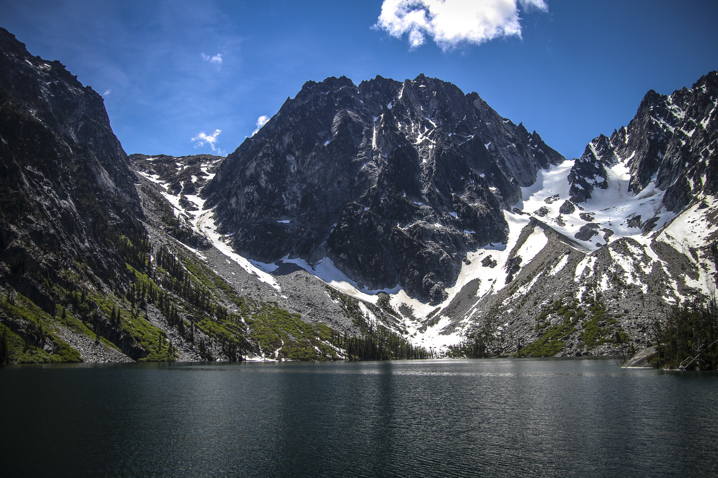Lake Colchuck