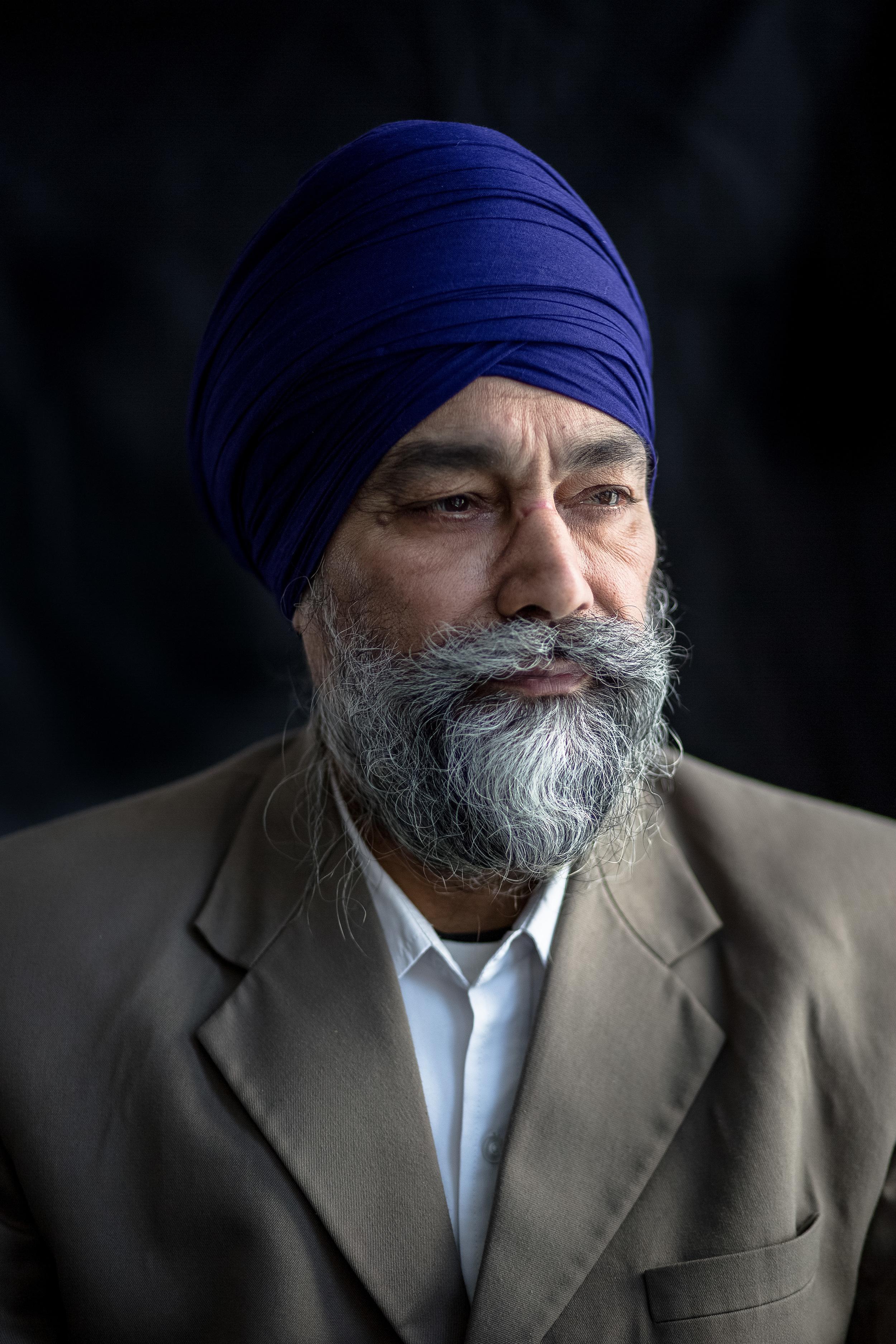 Paramjit Singh Dhindsa