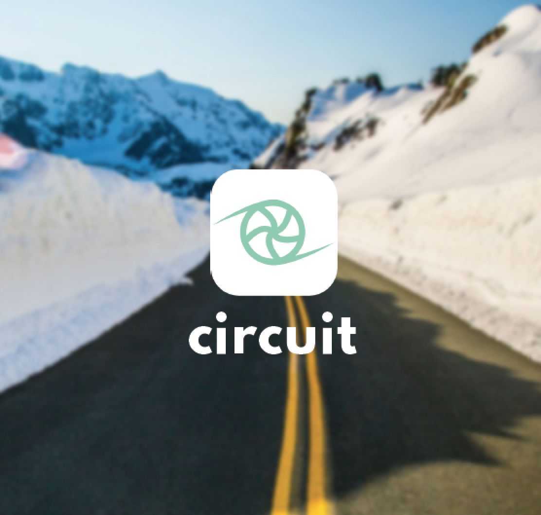 Circuit Mobile App Design