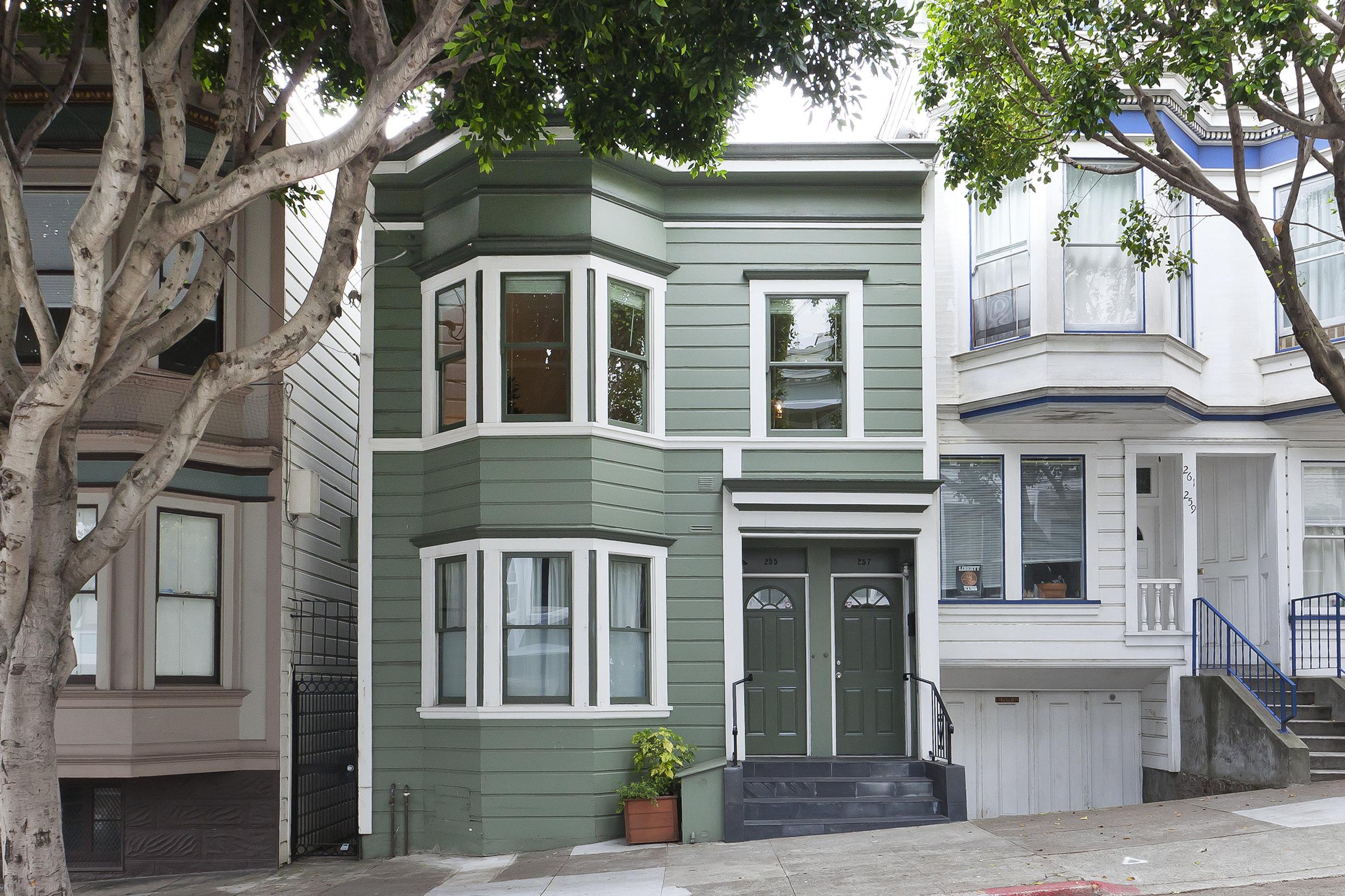 257 CLINTON PARK  |  SAN FRANCISCO