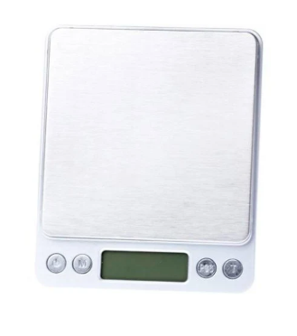 Weighing scales for working with dye extracts - When working with dye extracts, you often need a=to be accurate to 0.1g.