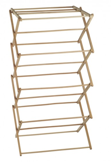 Drying rack - Wooden drying racks are best because you don't want to expose your dyed fabrics to any metals that may react and mark the fabric.