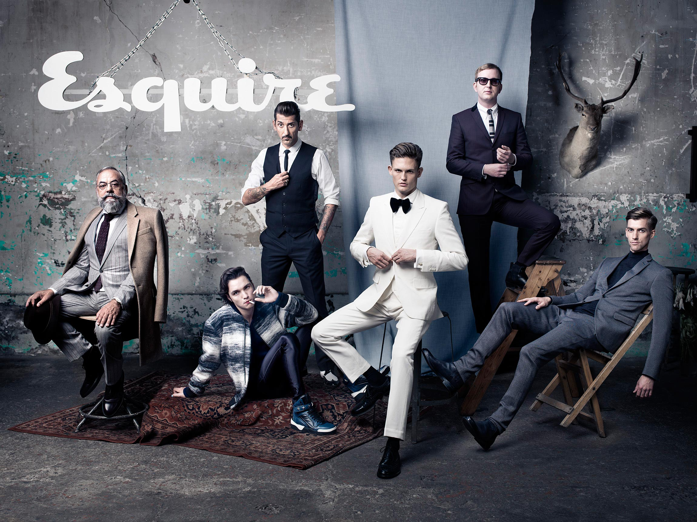 Esquire's Best Dressed Man 2014
