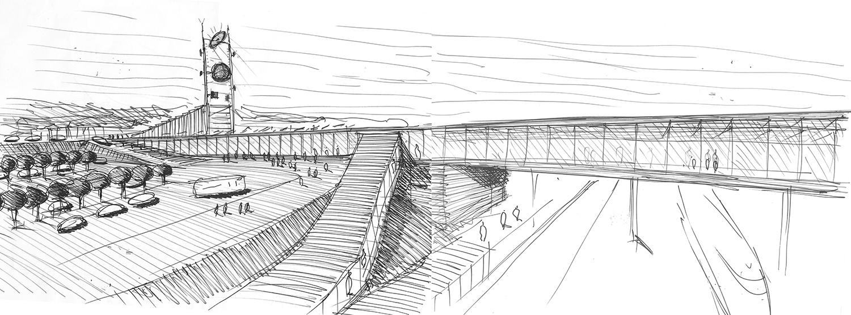 Silvio d'Ascia Architecture - Besançon TGV Station