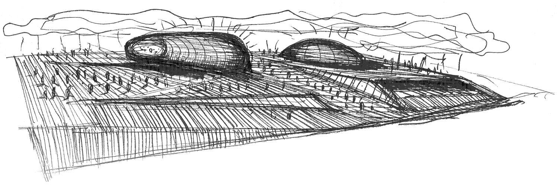 Silvio d'Ascia Architecture - Bagnoli Futura