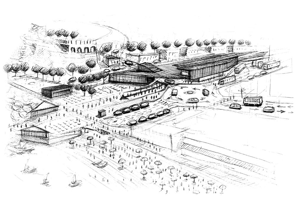 Silvio d'Ascia Architecture - Torregaveta