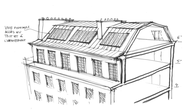 Silvio d'Ascia Architecture - Rue Washington