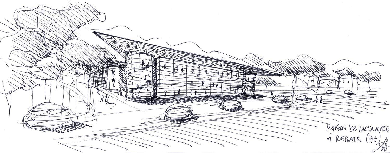 Silvio d'Ascia Architecture - Rebais