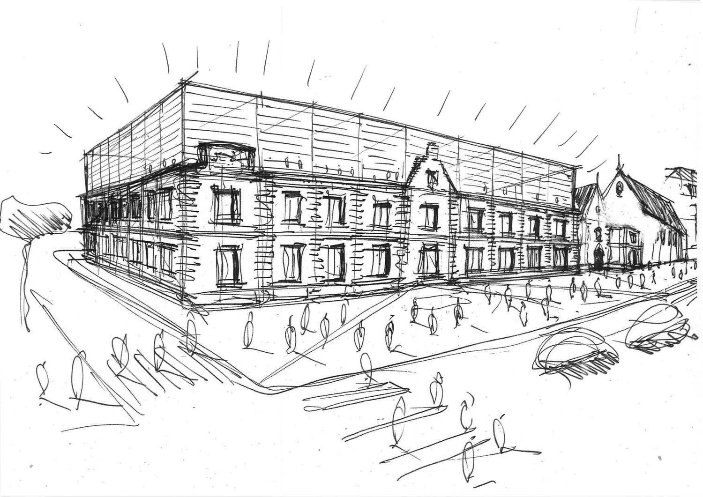 Silvio d'Ascia Architecture – Les Franciscaines