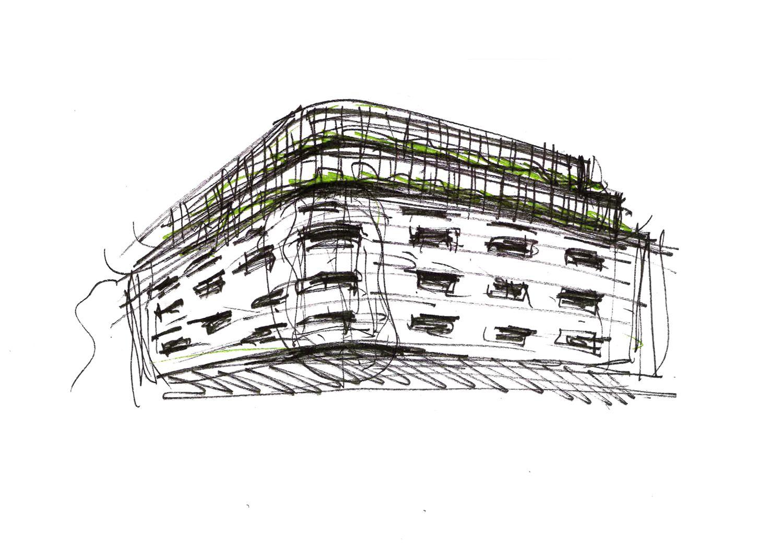Silvio d'Ascia Architecture – Hôtel Campanile