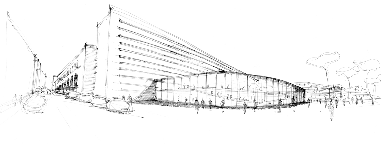 Silvio d'Ascia Architecture – Roma Termini