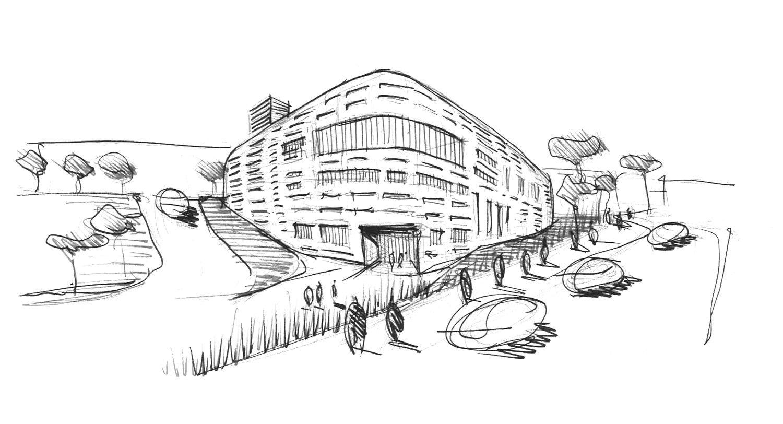 Silvio d'Ascia Architecture – Centre Tech RATP
