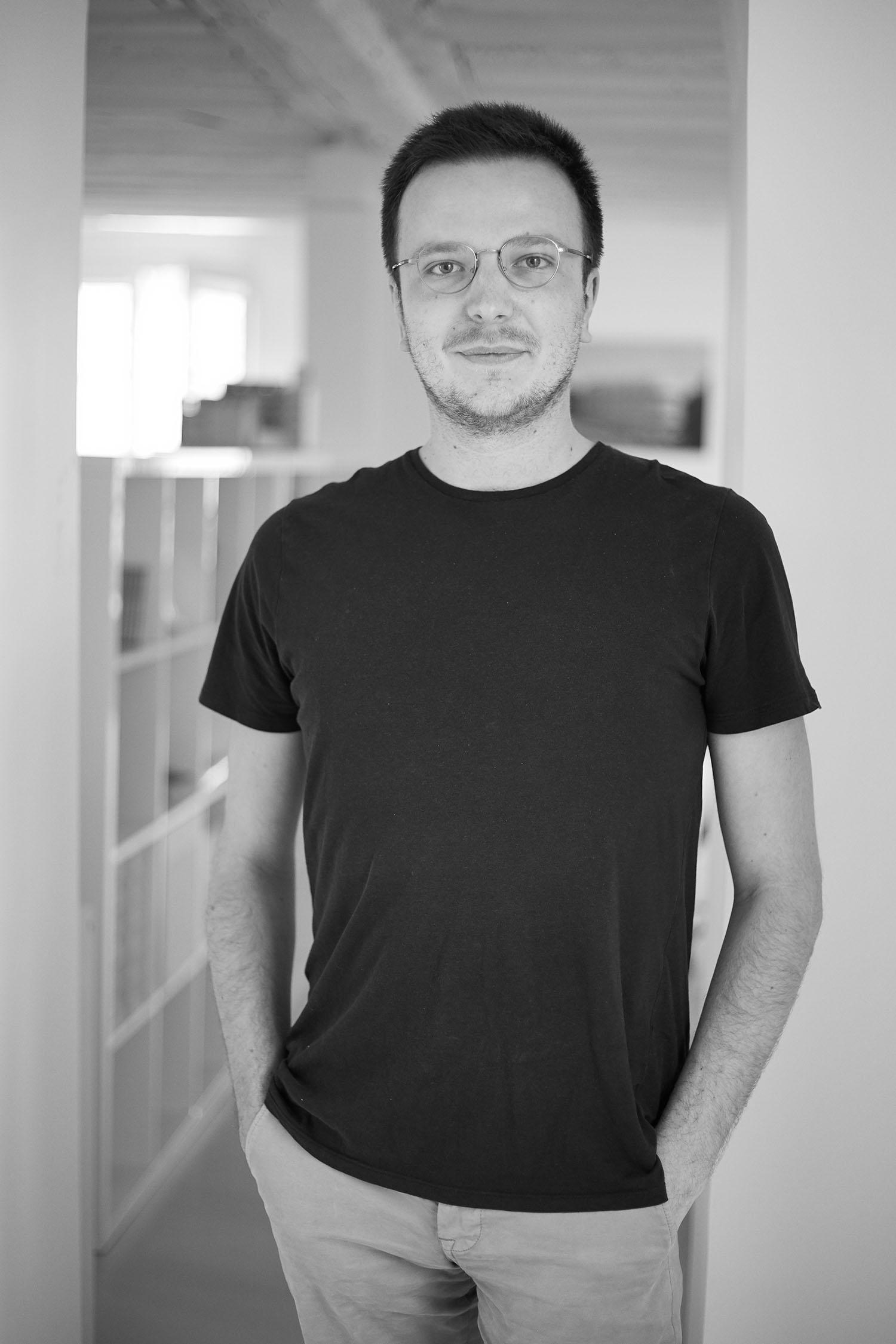 Brice DE KONINCK |  Architecte DE