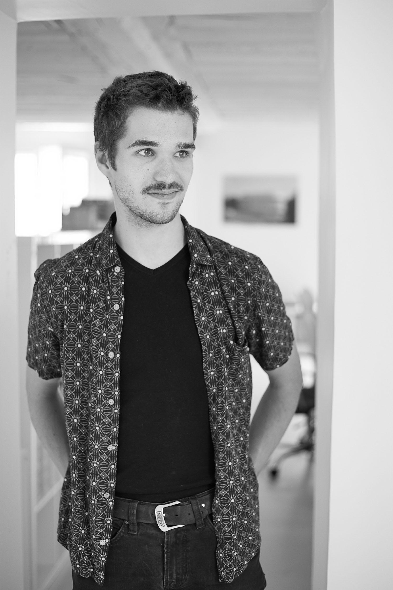 Lucas STEIN |  Architecte DE