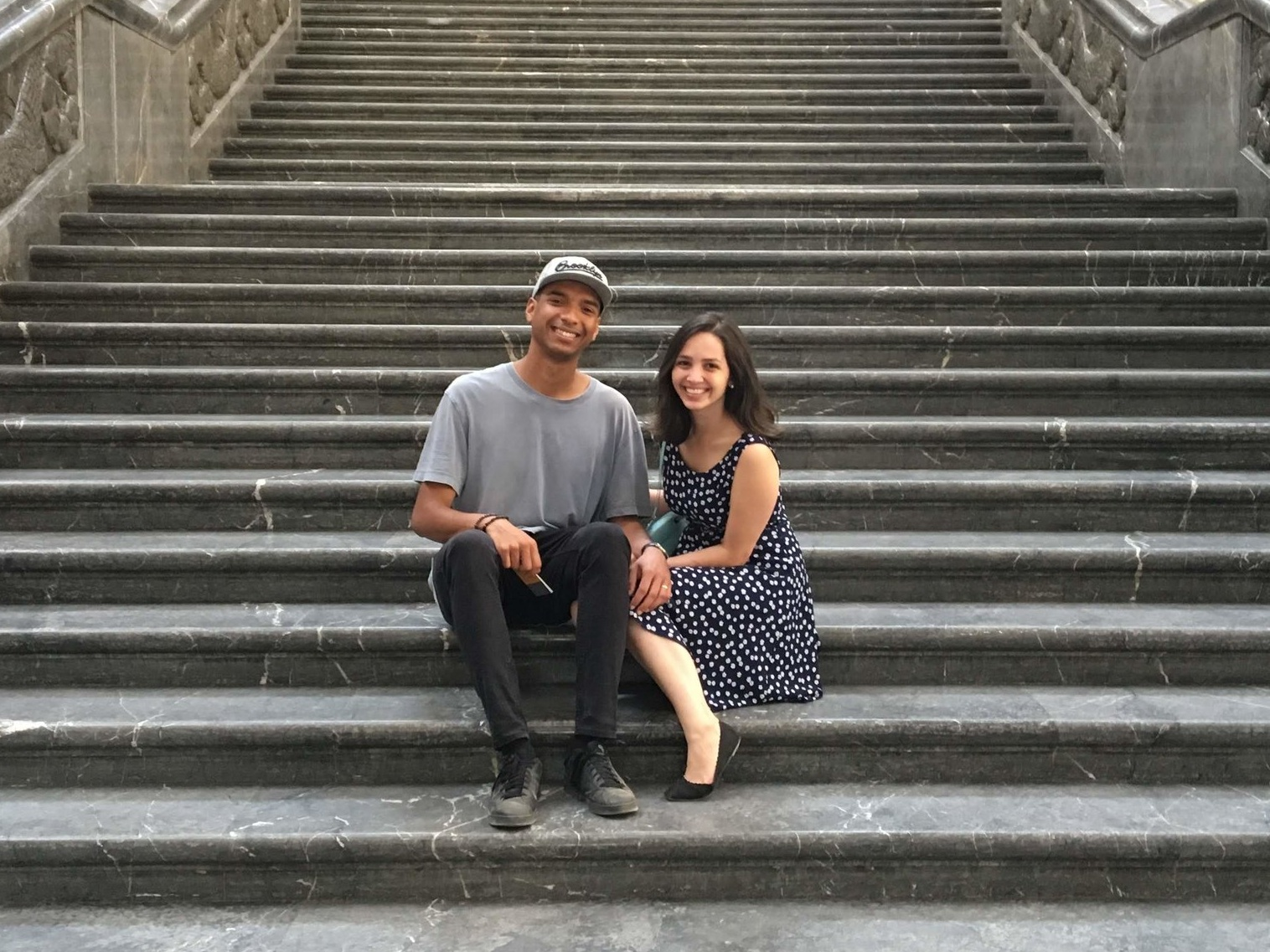 Jay and Bruna - Originally from Rio de Janeiro, Brazil, Jay and Bruna moved to Dublin in 2016. Jay is a sound engineer and Bruna is an Interior Design student and together they lead Vine. They have a strong passion for helping people connect with God and to develop their full potential.
