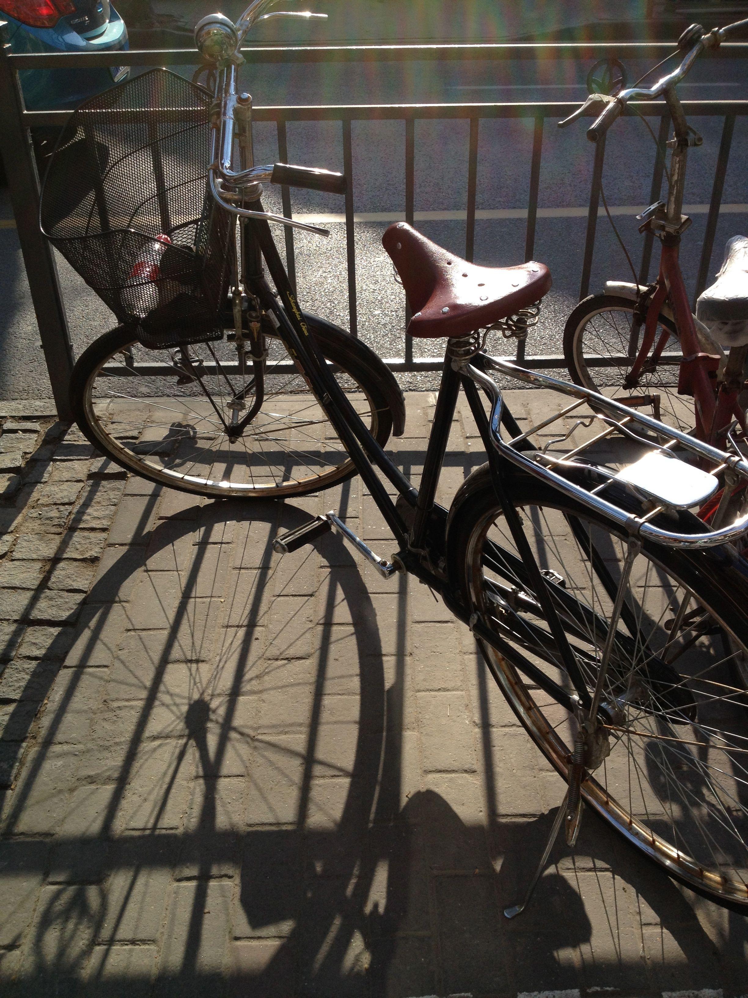 My Shanghai bike
