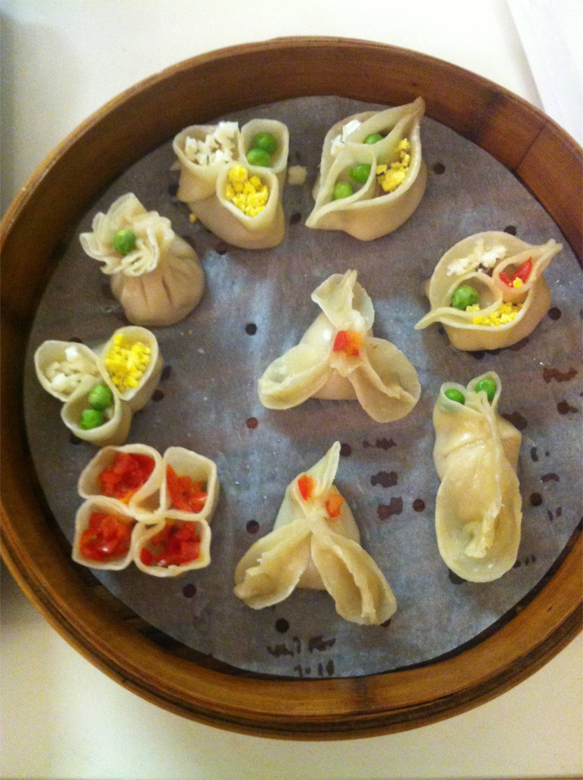 The Chinese Master Chef's perfect example