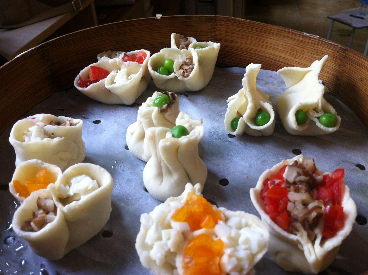 My dumplings!