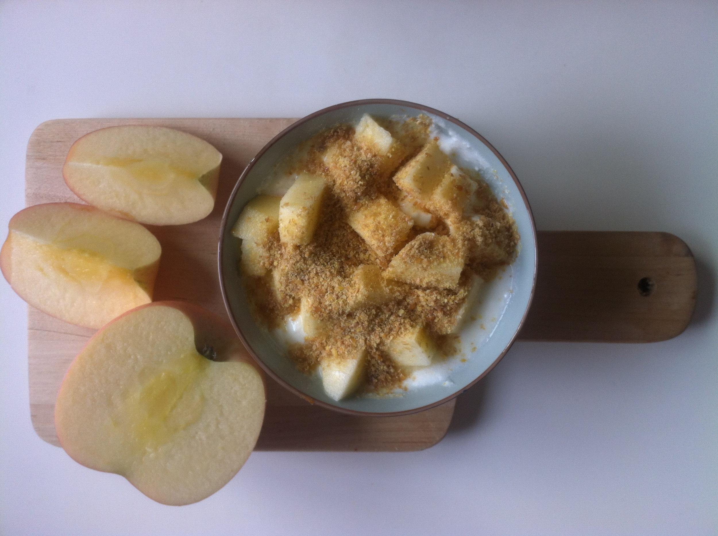 Happy Apple Breakfast