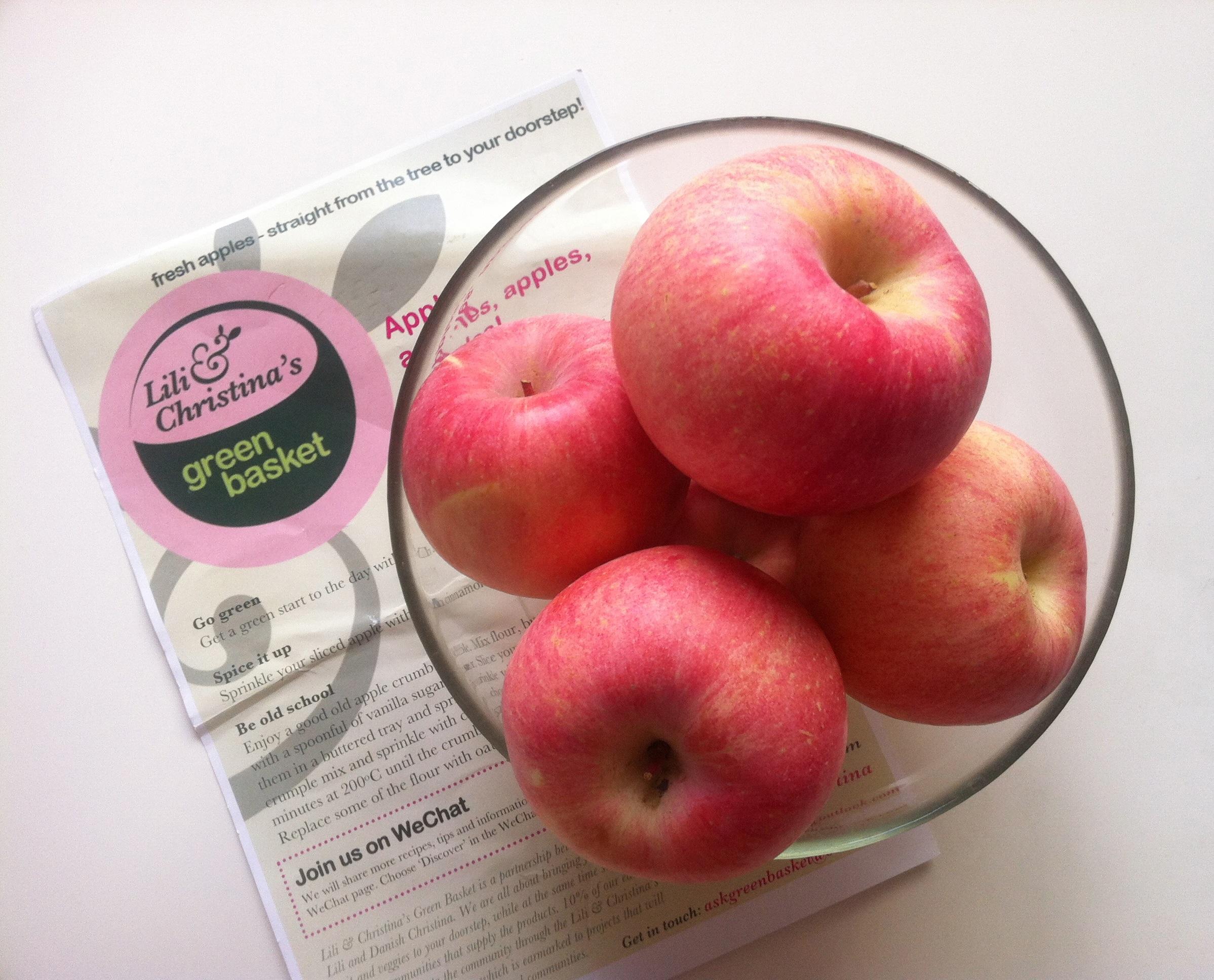 Happy Apple Bowl