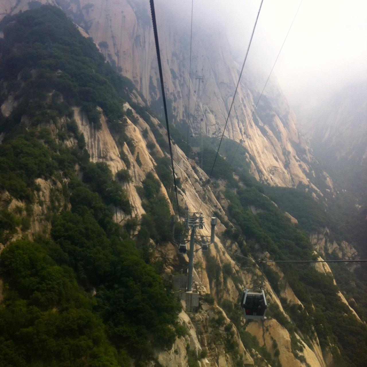 West Peak gondola