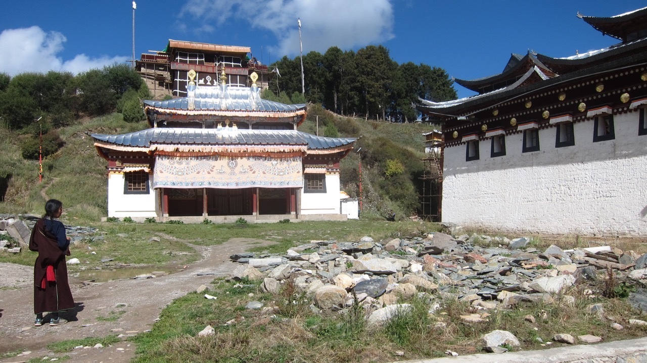 From Kirti Gompa (Sichuan Monastery)