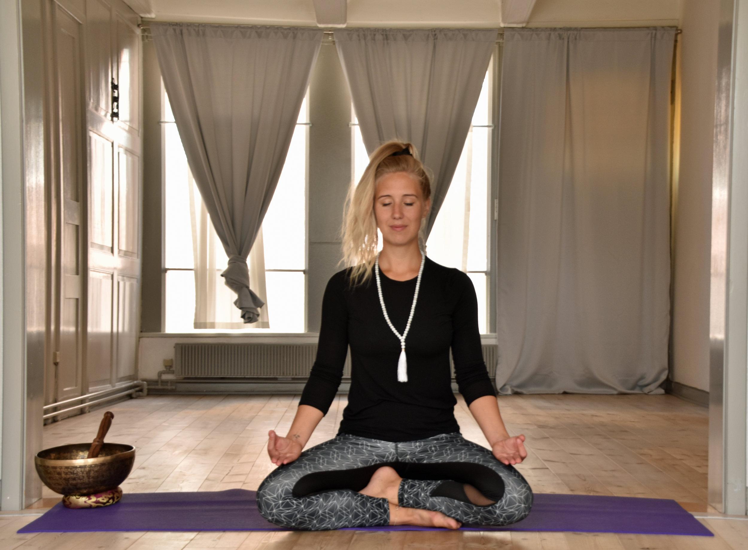 MindfulYoga Terapi - Alle niveauer