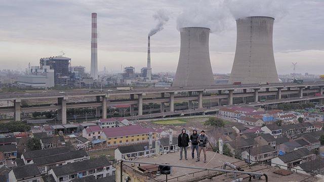 #nuclear #droneselfie #dronebros #drone #dji #inspire2 #shanghai #china #daedalumfilms