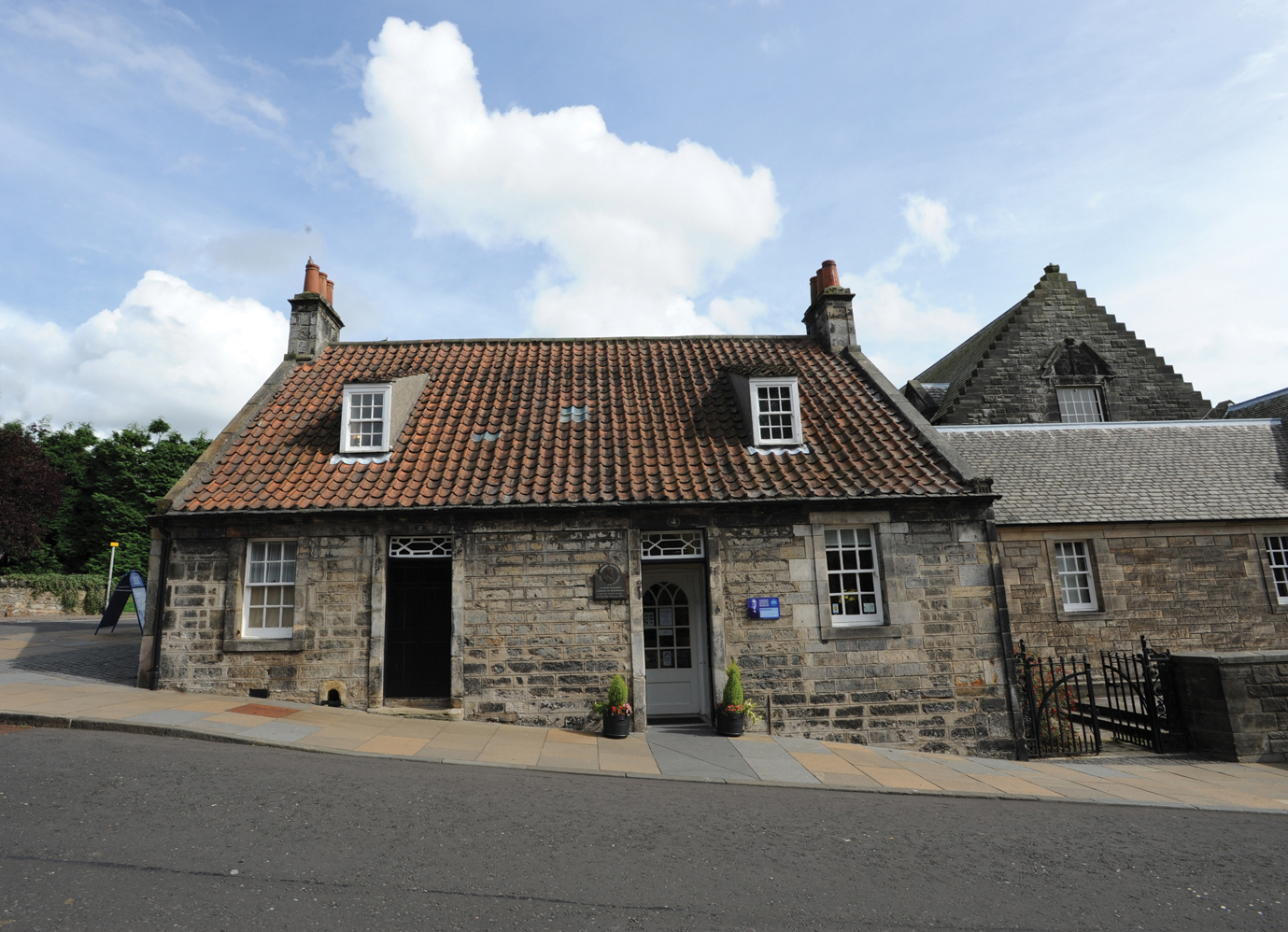 ANDREW CARNEGIE BIRTHPLACE MUSEUM
