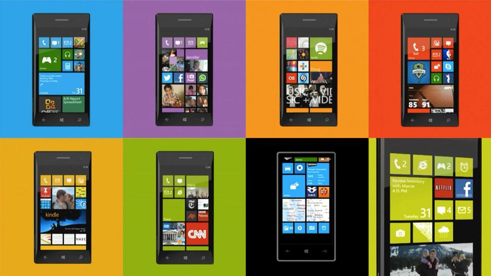 WINDOWS 8 INTERFACE - Microsoft