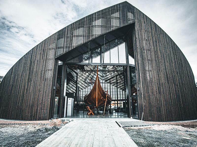 Sagastad Viking Centre — Expology